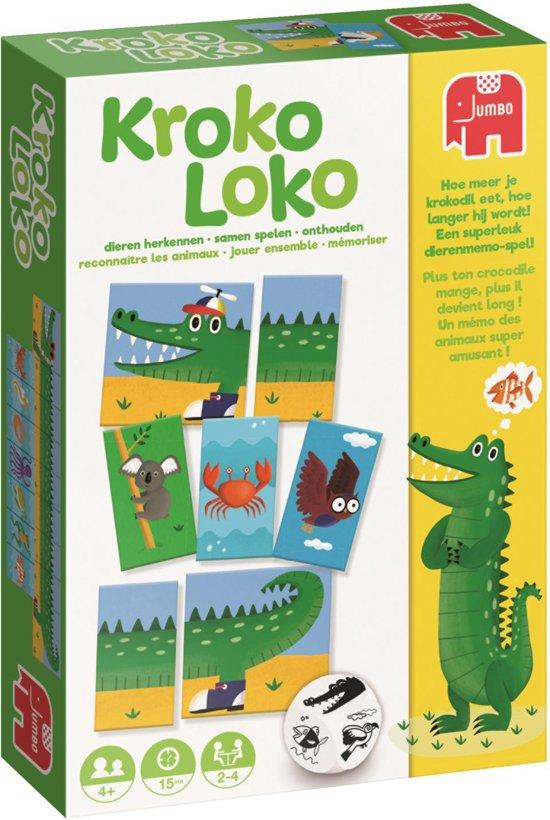 Afbeelding van Kroko Loko - Kinderspel speelgoed