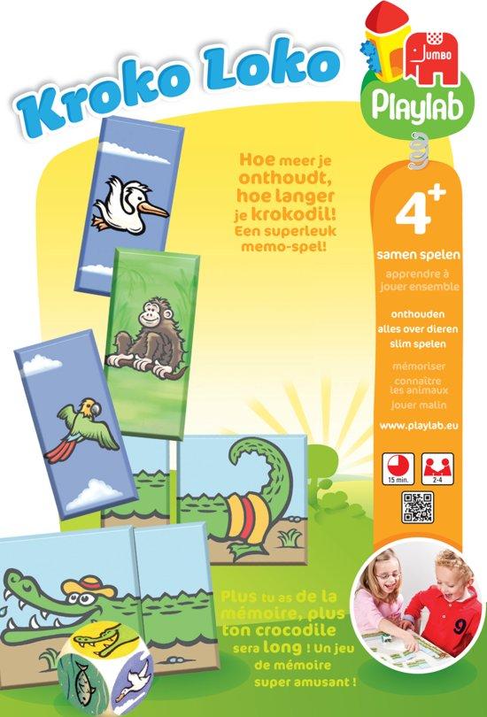 Thumbnail van een extra afbeelding van het spel Kroko Loko - Kinderspel