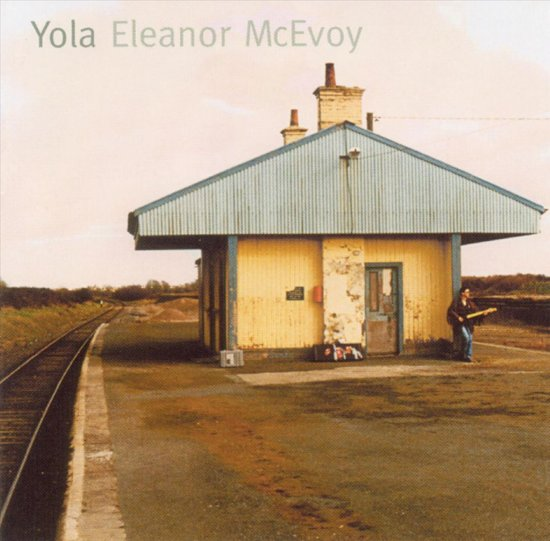 CD cover van Yola van Eleanor McEvoy