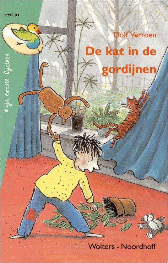 bol.com | De kat in de gordijnen, Dolf Verroen | 9789001548933 | Boeken