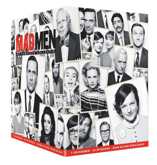 Mad Men – Seizoen 1 t/m 7