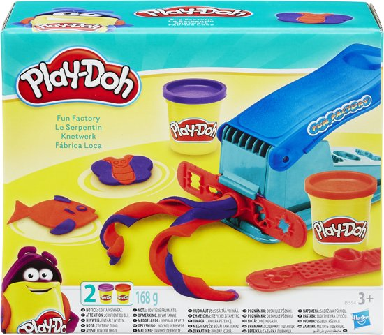 Play-Doh Pretfabriek - Klei