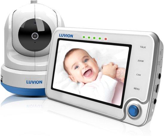 Luvion Supreme Connect Babyfoon Met Camera - Premium Baby Monitor