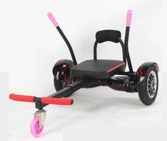 Zitje Voor Op Stoel.Bol Com Originele Lowrider Hoverseat Hoverboard Hover Kart Seat