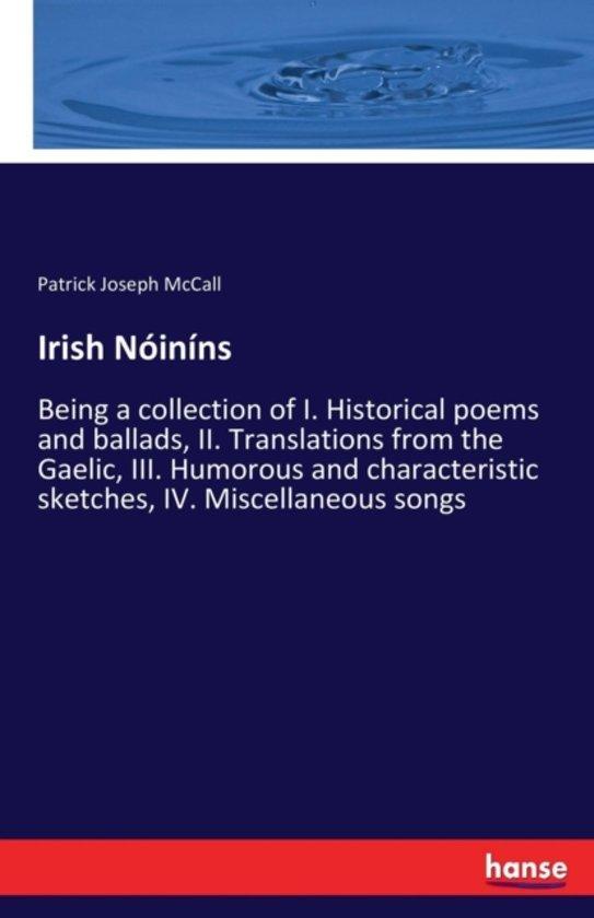 Irish Noinins