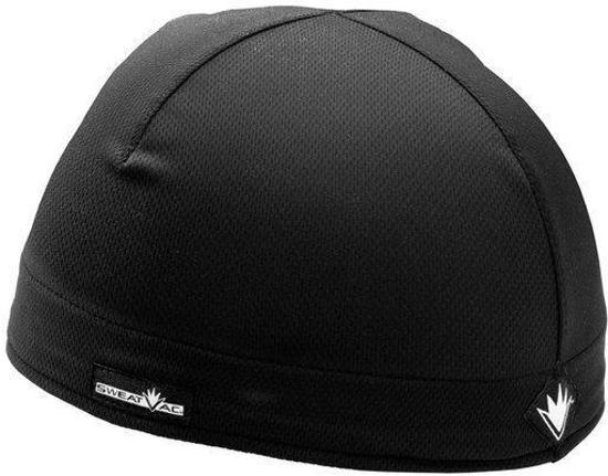 Sweatvac skull cap - zwart