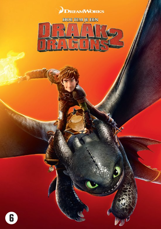 Bol Com How To Train Your Dragon 2 Hoe Tem Je Een Draak