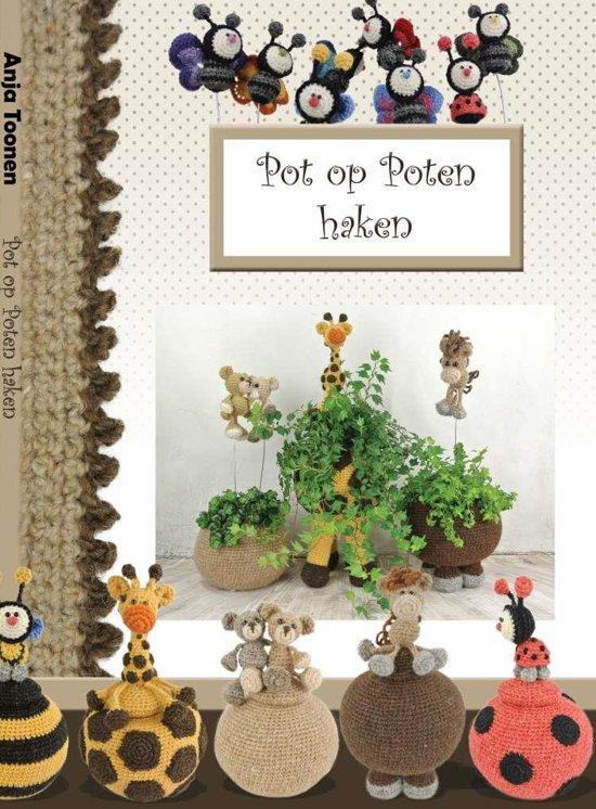 Bolcom Pot Op Poten Haken Haakpret Speelgoed