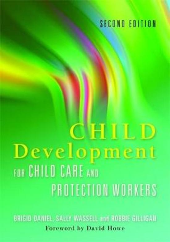 Child Development for Child Care and Protection Workers
