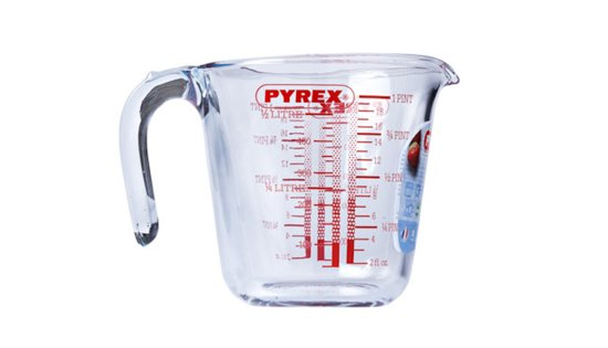 Pyrex Classic Maatbeker - 50 cl