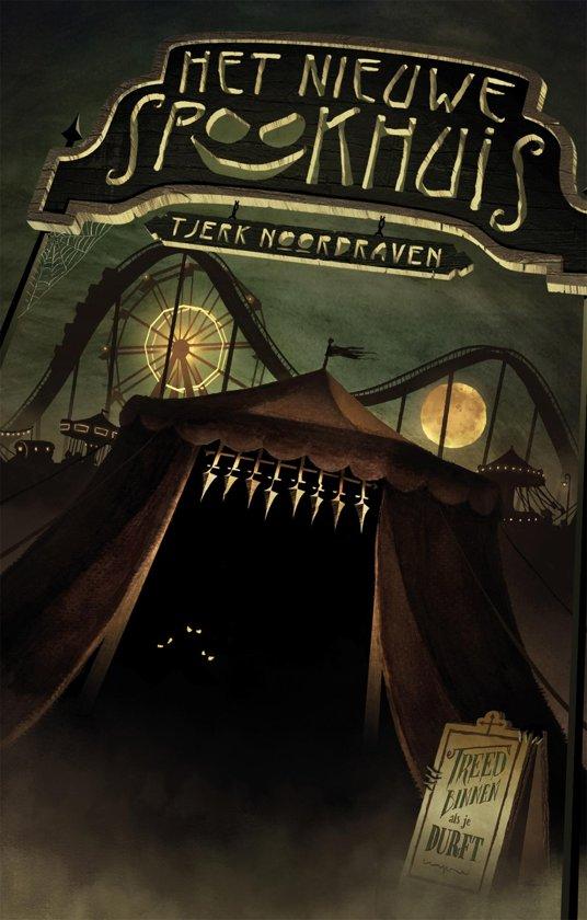 Afbeelding van Het nieuwe spookhuis