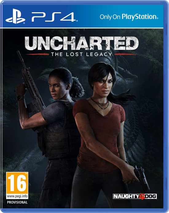Uncharted: The Lost Legacy - Playstation 4 kopen