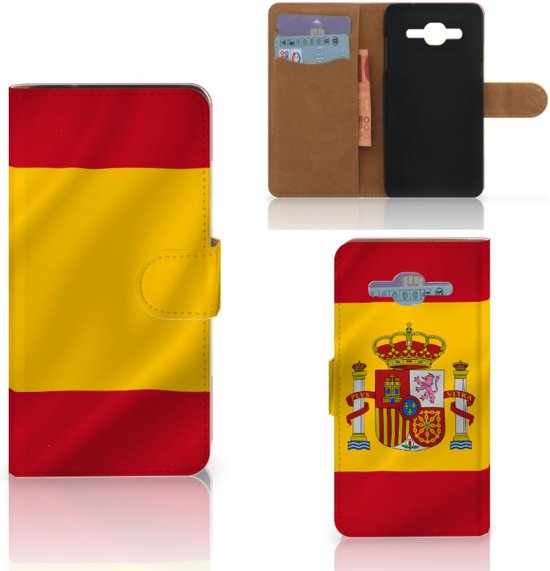 Bookstyle Case Samsung Galaxy J2 2016 Spanje