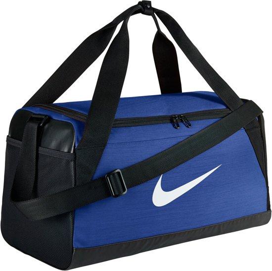 8abd5246f11 bol.com | Nike Brasilia Small Sporttas - Blauw
