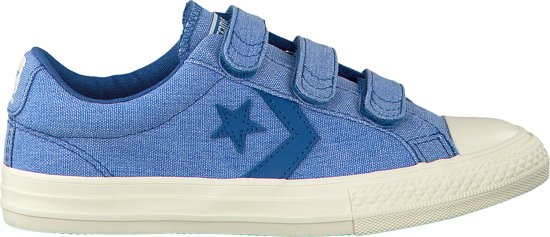 0983fea8128 Converse Meisjes Sneakers Star Player Ev 3v Ox Kids - Blauw - Maat 33