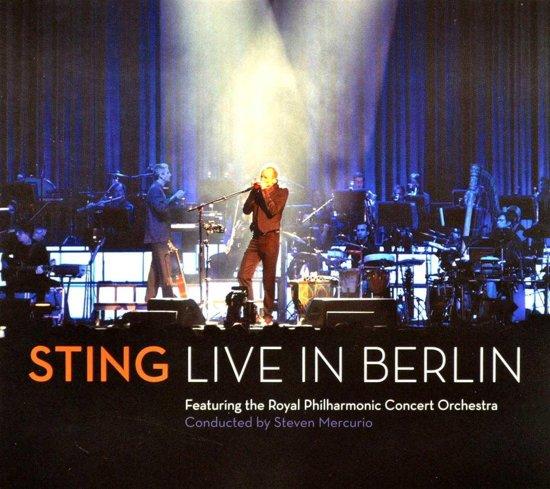 Live In Berlin (CD + DVD)