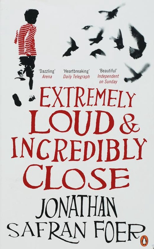Afbeeldingsresultaat voor extremely loud and incredibly close jonathan safran foer