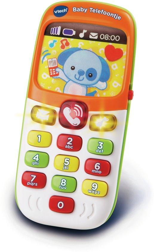 VTech Baby Baby Telefoontje - Babytelefoon