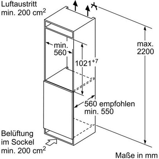 Bosch KIR31AD40