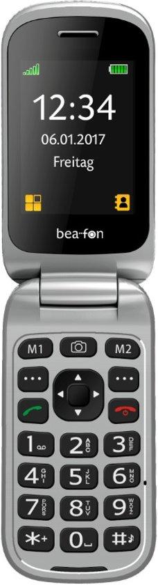 Bea-Fon SL570  - Zwart/Zilver