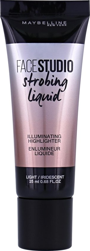 Maybelline - Master Strobing Liquid - 100 Light - Strobing