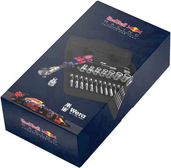 Wera Red Bull Racing – Dopsleutelset – 8100 SA 6 Zyklop Speed