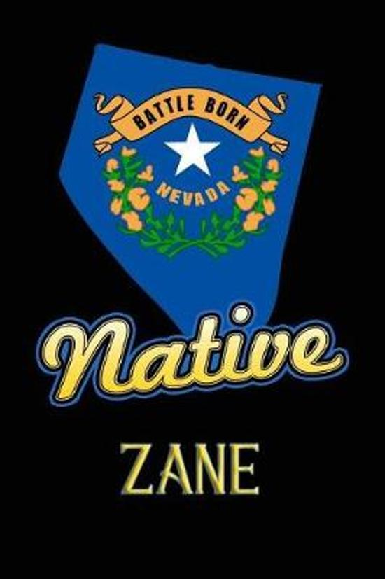 Nevada Native Zane