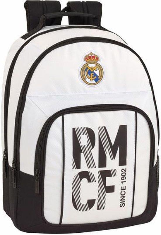 07ade453c9b Real Madrid - Rugzak - 42 cm - Wit