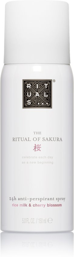 RITUALS The Ritual of Sakura Deodorant spray - 24h Anti-Perspirant Spray - 150ml