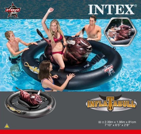 Intex Bull Riding