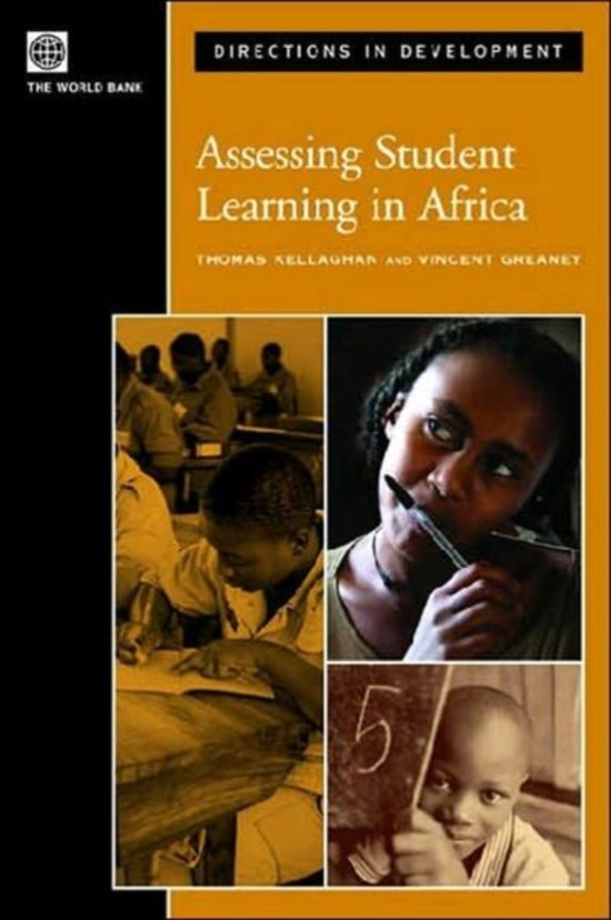 Assessing Student Learning in Africa
