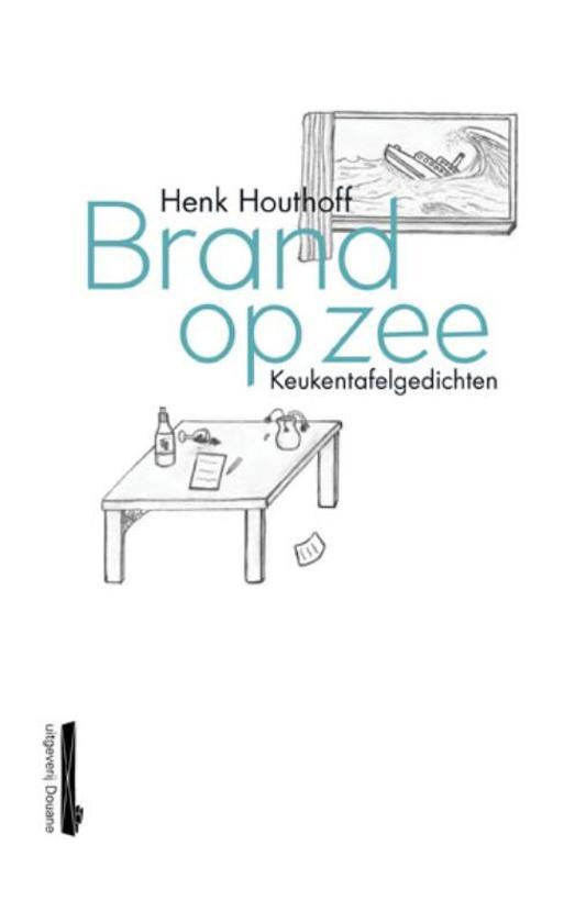 Brand Op Zee - Henk Houthoff |