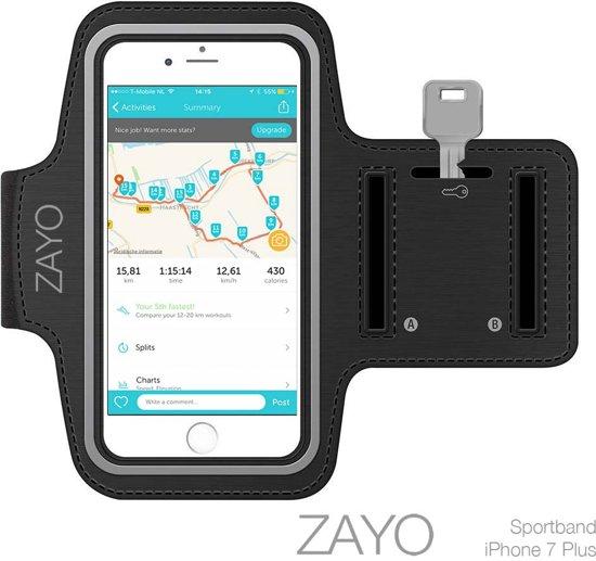 Sportarmband iPhone 7 Plus / 7 + Hardloop armband