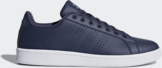 36 Blue Cf Sneakers Trace Maat Adidas F21 Heren Advantage Cl vZwwUq