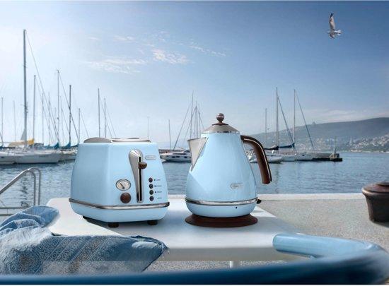 De'Longhi Icona Vintage Blauw