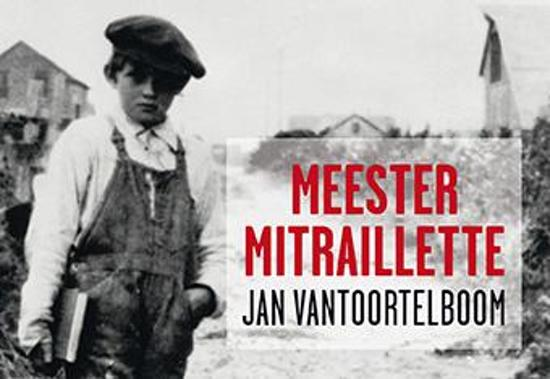 Meester Mitraillette - dwarsligger (compact formaat)