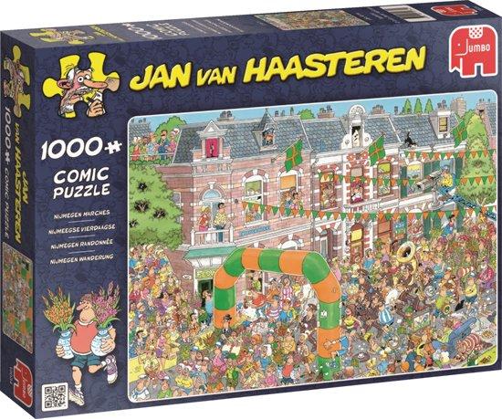 Jan van Haasteren Nijmeegse Vierdaagse - Puzzel 1000 stukjes