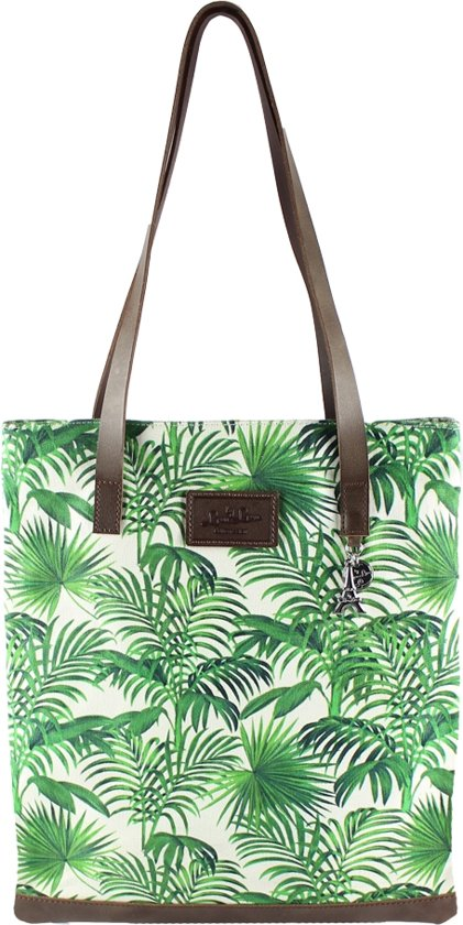 by LouLou - 28BAG Safari - Shopper - Creme