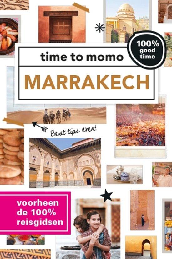 Boek cover Time to momo - Marrakech van Astrid Emmers (Paperback)