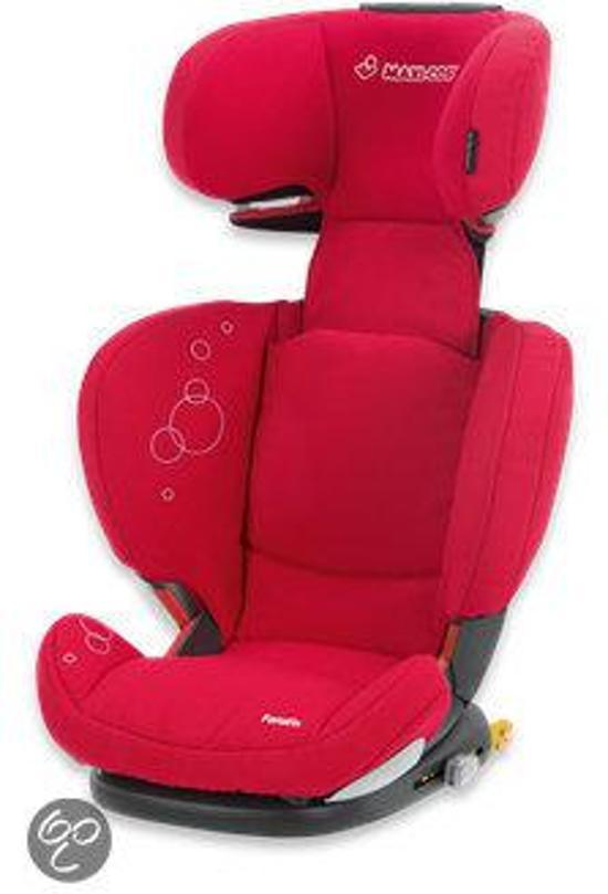 Maxi-Cosi RodiFix - Autostoel - Intense Red