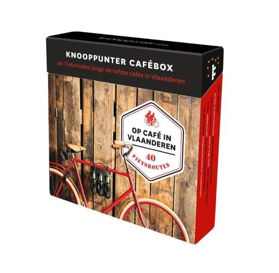 Boek cover Knooppunter Cafébox van Patrick Cornillie (Paperback)