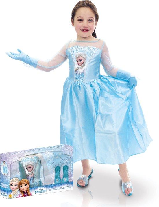 4bbe45c40d7418 Elsa Frozen™ jurk voor meisjes met verpakking - Verkleedkleding
