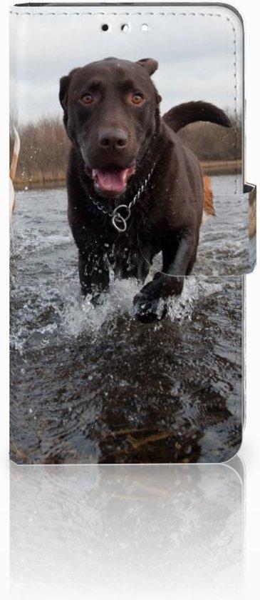 Huawei Honor 9 Uniek Design Hoesje Honden in Veenhuizen