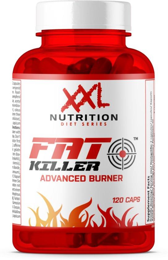 XXL Nutrition Fat Killer - Fatburner / afvallen - 90 caps