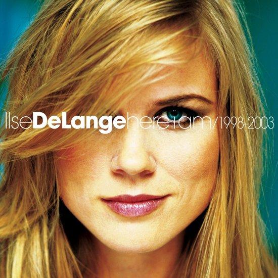 CD cover van Here I Am 1998-2003 van Ilse DeLange