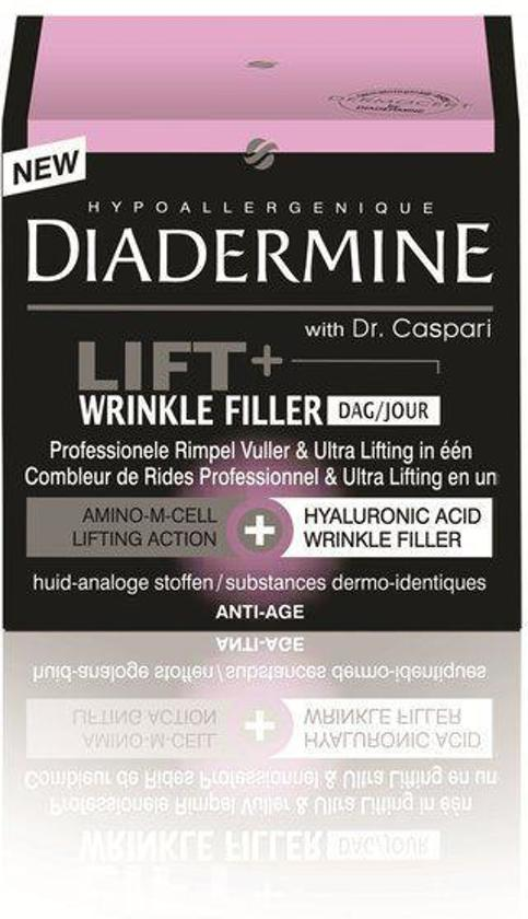 diadermine wrinkle filler review