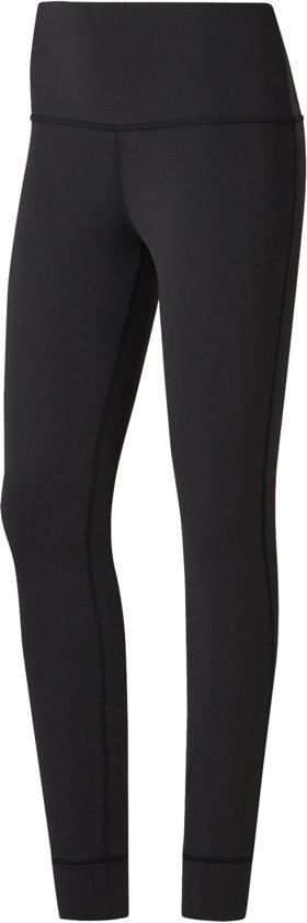 Reebok Lux High-Rise Tight Sportlegging Dames - Black
