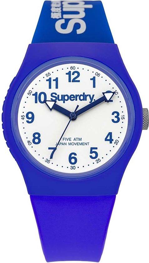 Superdry urban style SYG164U Mannen Quartz horloge