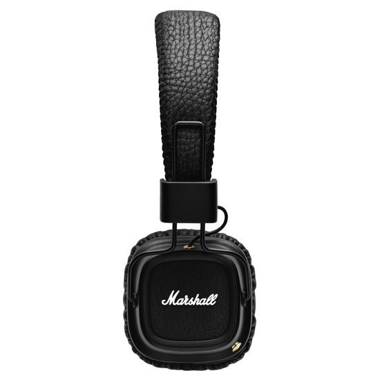 Marshall Major 2 Bluetooth Zwart
