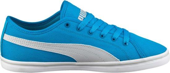 Puma Sneakers - Maat 33 - Unisex - blauw/wit